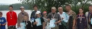 Házi horgászverseny a Deli tavon 2009 | HorgászMánia friss horgász hírek