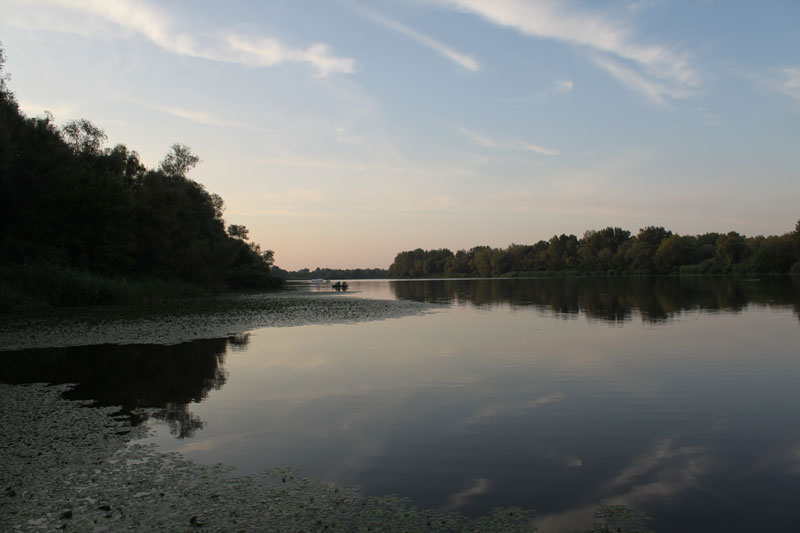 Tisza-tó mindig jó