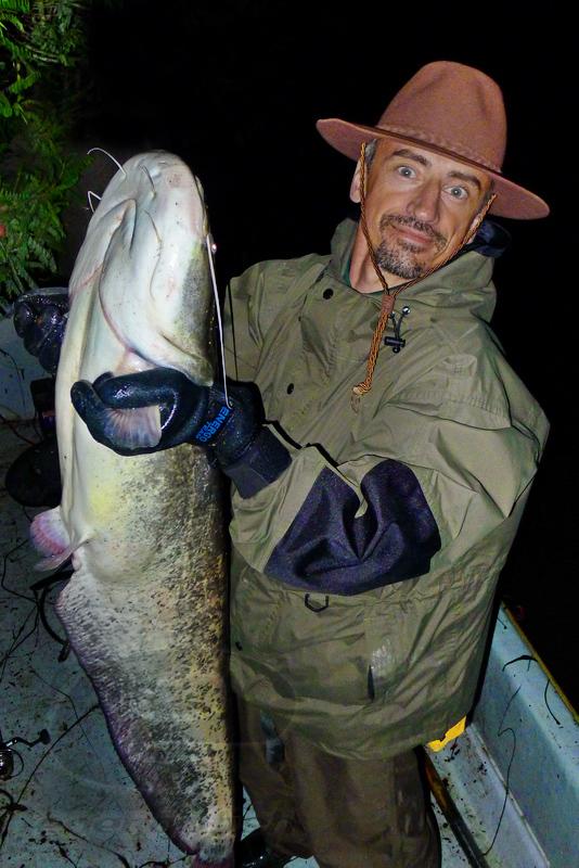 Sanyi az olaszok ellen | HorgászMánia friss horgász hírek