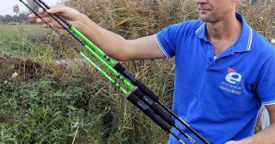 Zöldbe bújt legenda: Wizard Samurai Spin | HorgászMánia friss horgász hírek