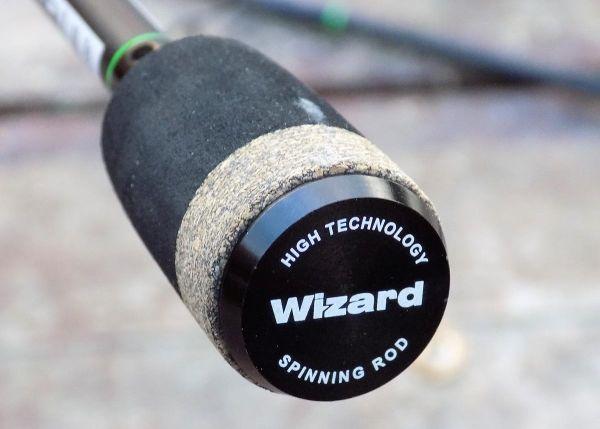Wizard Samurai Spin