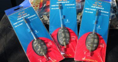 Top Mix Improved method feeder – Lehűlt vizekre is | HorgászMánia friss horgász hírek