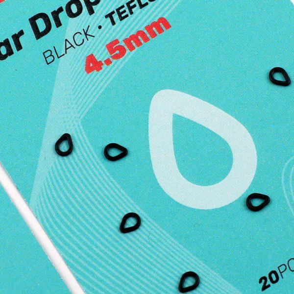 SEDO Tear Drop Rig Ring Black 4.5mm | HorgászMánia friss horgász hírek