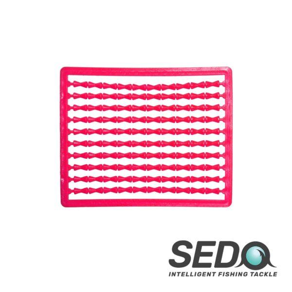 SEDO Boilie Fluoro Hair Stops Pink   HorgászMánia friss horgász hírek