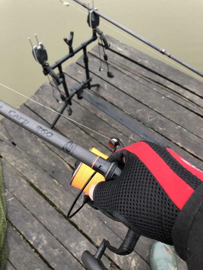 A fekete árnyék - Pontyhorgászbot teszt | HorgászMánia friss horgász hírek