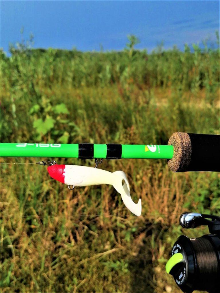 Eredményesen Wizard gumikkal | HorgászMánia friss horgász hírek
