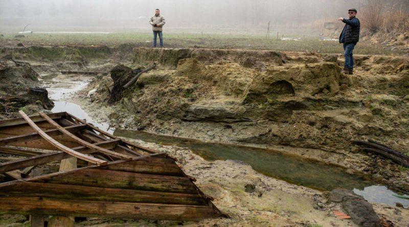 Miháldi tó-Tavak és állami segítség nélkül maradt két falu